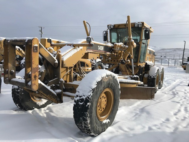 2007 Caterpillar 140H For Sale in Seattle, Washington, USA