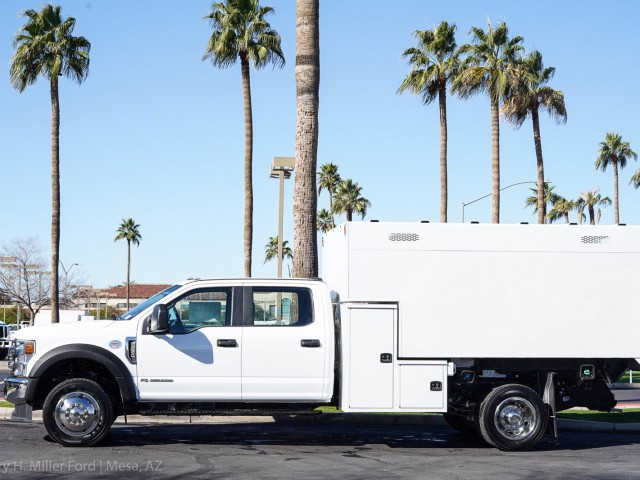 2021 Ford F 550 Crew Cab DRW 4x4 at EquipmentAnywhere.com