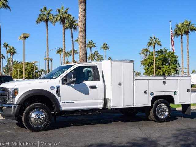 2021 Ford F 550 Reg Cab DRW at EquipmentAnywhere.com