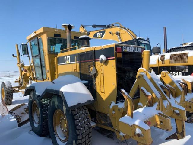 2007 Caterpillar 140H For Sale in Saint-albert, Quebec, Canada