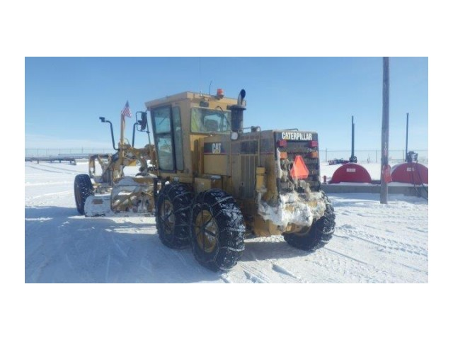 2002 Caterpillar 140H VHP For Sale in Houston, Texas, USA
