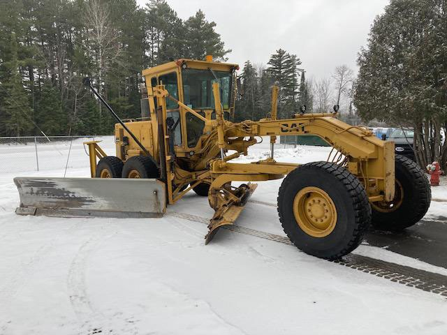 1983 Caterpillar 140G For Sale in Houston, Texas, USA