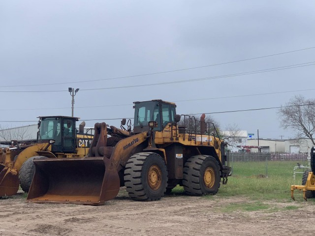 2013 Komatsu WA600-6 For Sale in Houston, Texas, USA