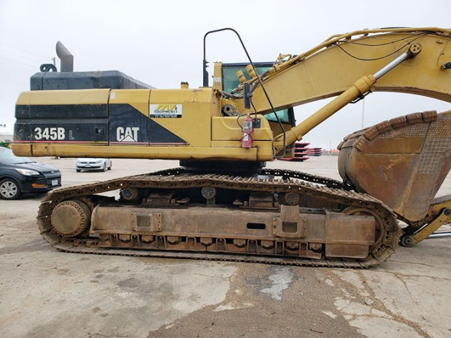 2003 Caterpillar 345BL For Sale in Houston, Texas, USA