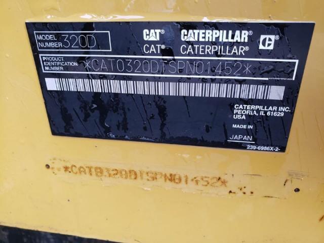 2012 Caterpillar 320DL For Sale in Salt Lake City, Utah, USA