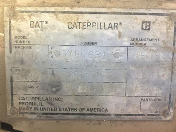 1996 Caterpillar D6H LGP For Sale in Fontana, California, USA