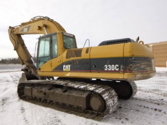 2003 Caterpillar 330CL For Sale in Houston, Texas, USA