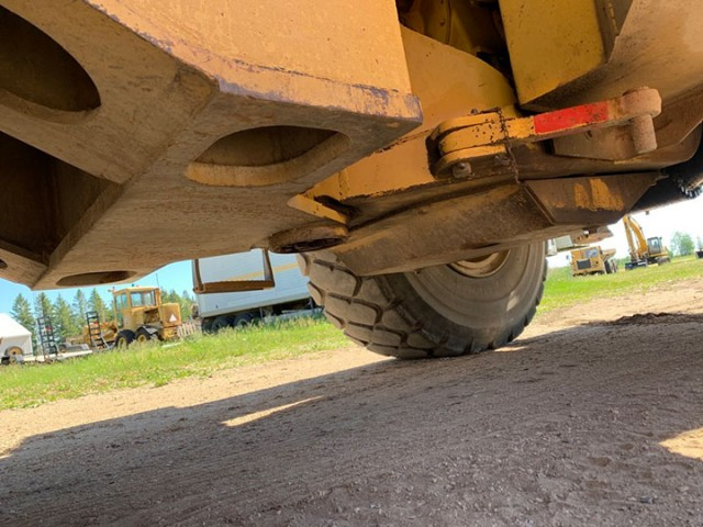 1991 Caterpillar 966F For Sale in Houston, Texas, USA