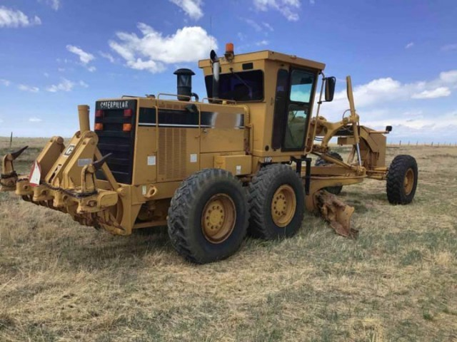 2001 Caterpillar 140H For Sale in Houston, Texas, USA