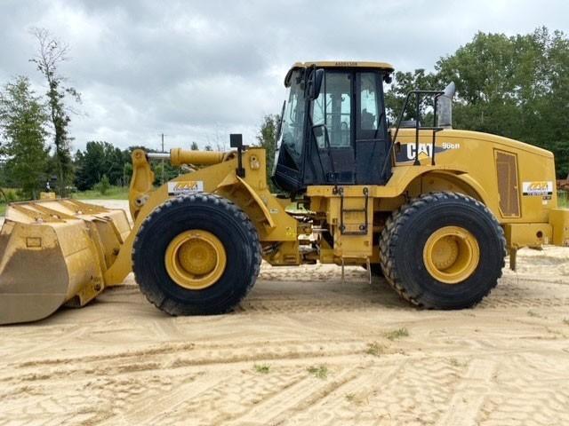 2008 Caterpillar 966H For Sale in Wilmington, North Carolina, USA