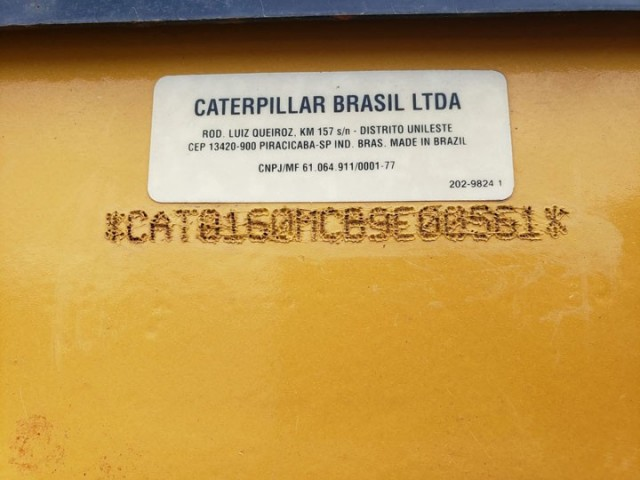 2011 Caterpillar 160M For Sale in Regina, Saskatchewan, Canada