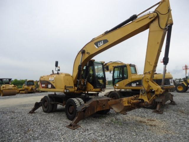 2007 Caterpillar M318D For Sale in Virginia Beach, Virginia, USA