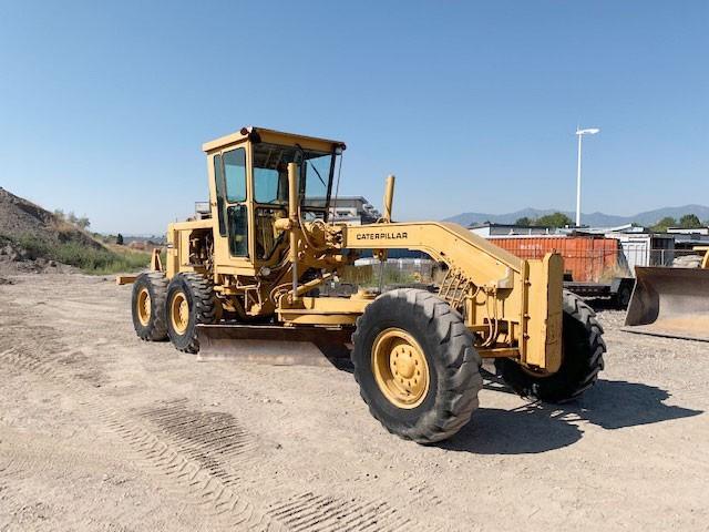1986 Caterpillar 140G For Sale in Salt Lake City, Utah, USA